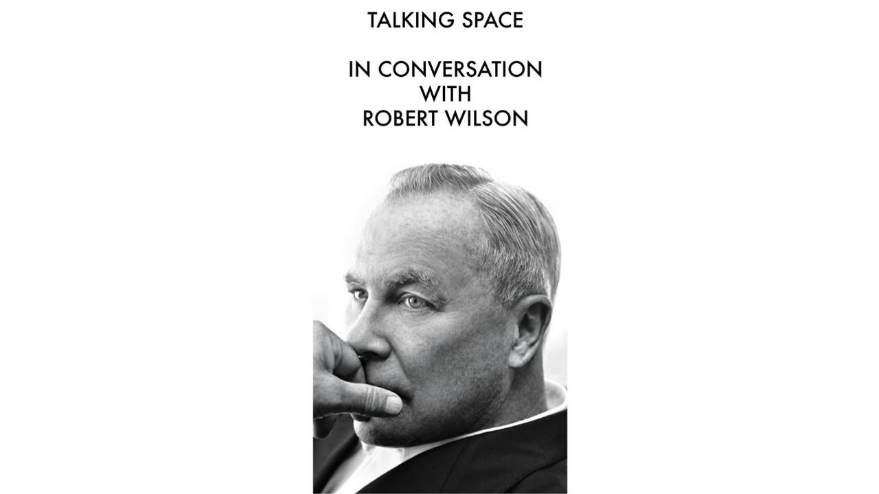 Gjesteforelesning mandag kl 20.00: Robert Wilson